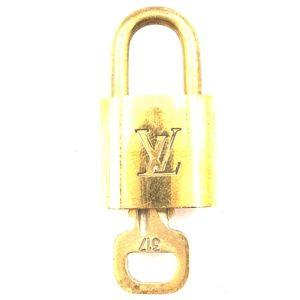 Gold Lock Keepall Speedy  Set #317 Bag